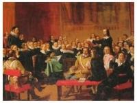 Confissão de Fé de Westminster: A lista dos membros da Assembléia